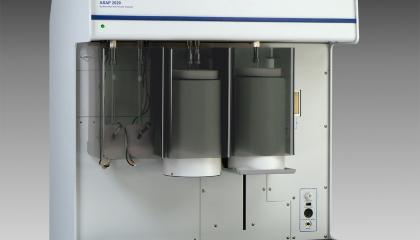ASAP 2020 – Physisorption Analyzer