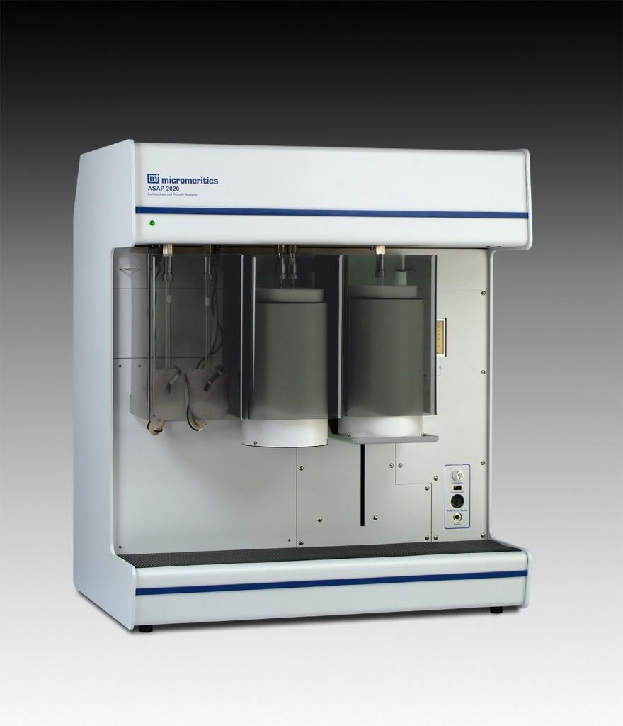 asap 2020 - physisorption analyzer