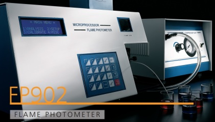 FP902 – Flame Photometer