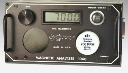 MA-1040 Magnetic Analyzer
