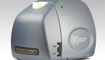Particle Insight Dynamic Image Analyzer